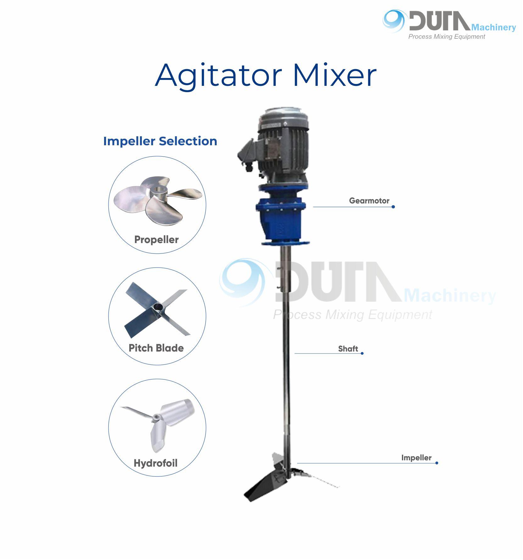 agaitator mixer